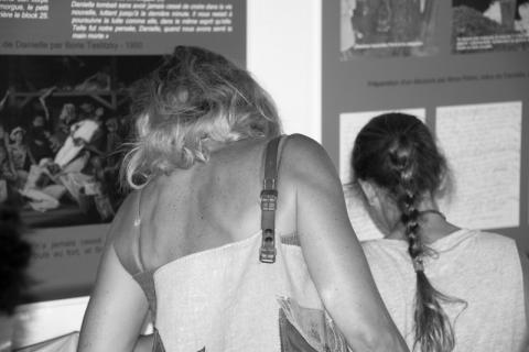 expo mort de Danielle Casanova