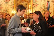 concours de la résistance et de la déportation 2015 Ajaccio