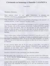 danielle Casanova commémoration 2016 préfet de la Corse Gilles Simeoni Jean-Guy Talamoni