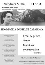 amis de danielle casanova commemoration mai 2014
