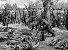 Auschwitz évacuation marche de la mort