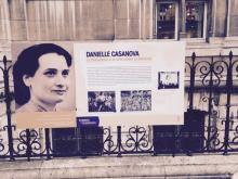exposition mairie de Paris femmes résistantes danielle casanova