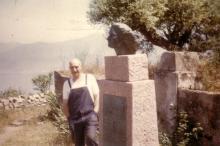 Mort de Danielle Casanova  Stèle contenant des cendres de Birkenau