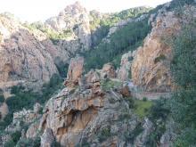 corse site Unesco calanche Piana