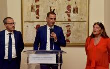 73ème anniversaire libération de la Corse gilles simeoni jean guy talamoni isaline amalric