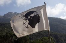 drapeau de la Corse