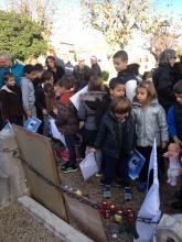 Hommage aux morts du 13 novembre 2015