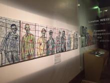 Résistance art et littérature peinture génocides